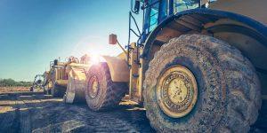 Aceites y lubricantes para el sector minero y de la construcción