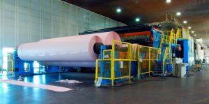 Aceites y lubricantes para el sector papelero