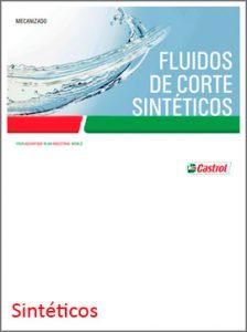 Catálogo CASTROL sobre fluidos de corte sintéticos