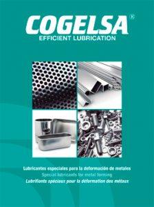 Catálogo COGELSA sobre los lubricantes especiales para la deformación de metales