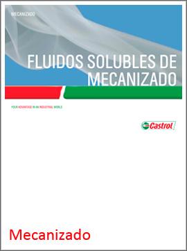 Catálogo CASTROL sobre fluidos solubles de mecanizado