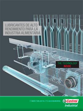 Catálogo CASTROL sobre lubricantes de alto rendimiento para la industria alimentaria