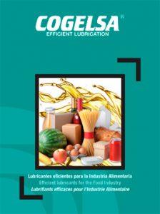 Catálogo COGELSA sobre lubricantes para la industria alimentaria