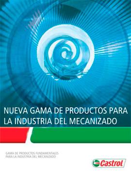 Catálogo CASTROL sobre productos para la industria