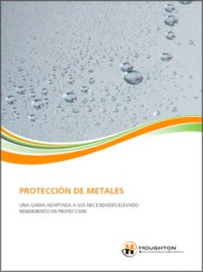 Catálogo HOUGHTON sobre protección de metales