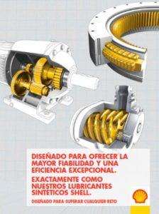 Catálogo SHELL sobre lubricantes sintéticos