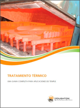 Catálogo HOUGHTON sobre tratamiento térmico