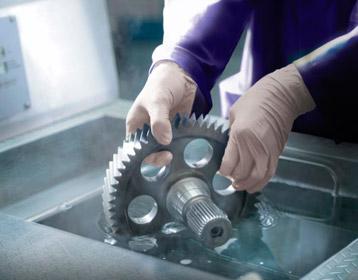 Desengrasantes Houghton (Metalworking)
