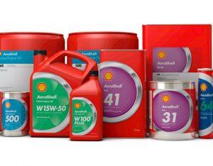 Aeroshell es la gama de aceites para la aviación de Shell