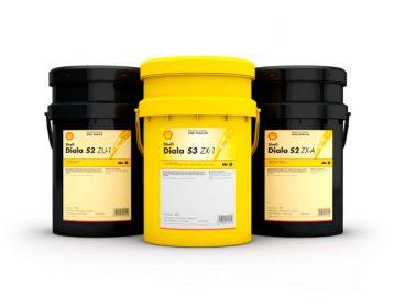 Diala gama de aceites a nivel industrial de Shell