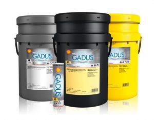 Gadus es la gama de grasas para la industria de Shell