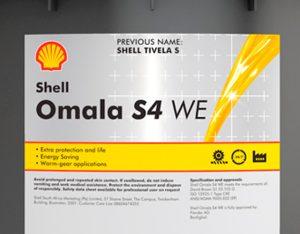 Omala es la gama de aceites de engranajes para la industria de Shell