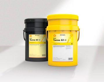 Tonna es la gama de aceites para guías de Shell a nivel industrial