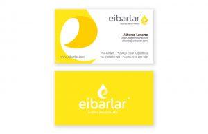 Tarjetas de visita Eibarlar