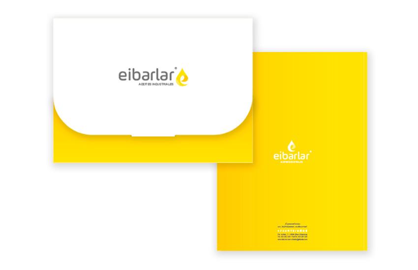 Nueva imagen corporativa de Eibarlar