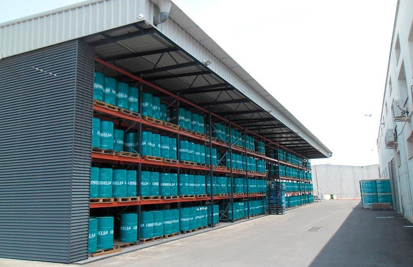 COGELSA pone en marcha su nueva nave logística