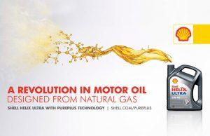 Nueva gama de productos con tecnología GTL (Gas To Liquid) de Shell