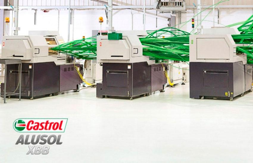 Nueva gama de productos solubles XBB de Castrol