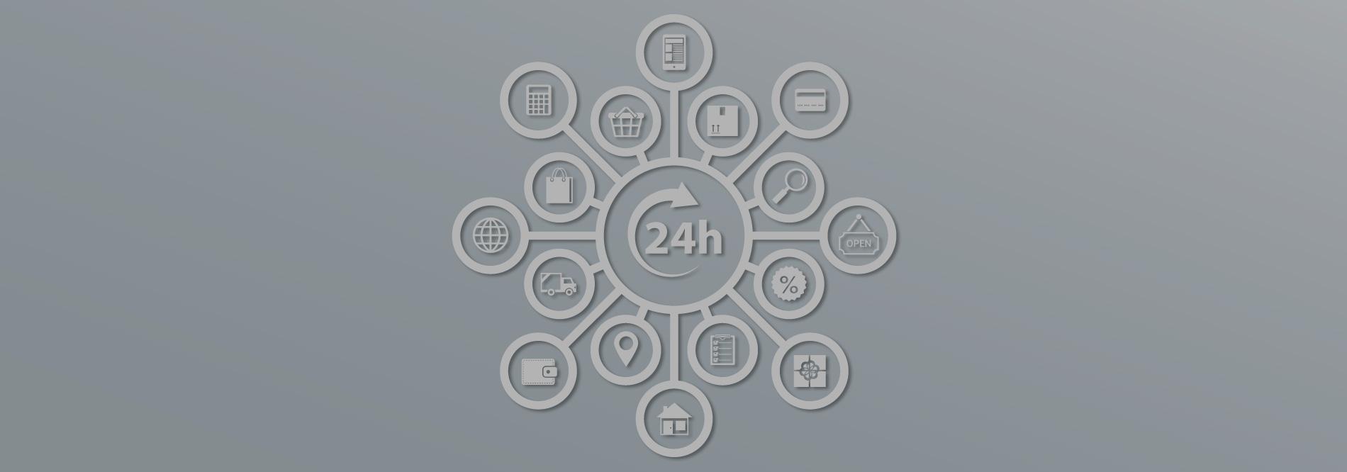 Eibarlar, al servicio del cliente las 24 horas del día