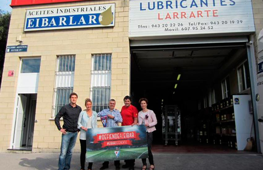 Eibarlar suscribe acciones de la S.D. Eibar